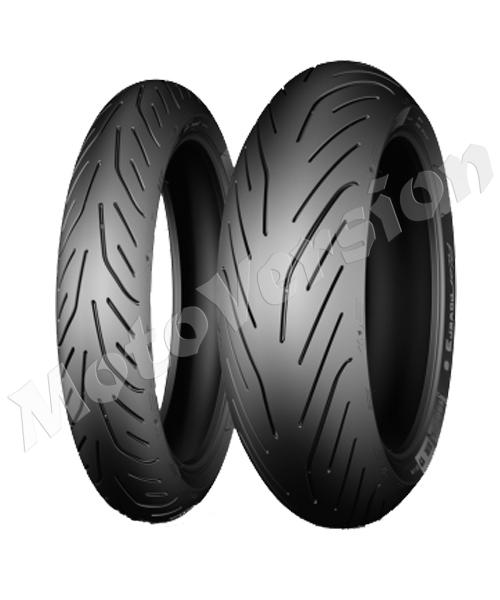 MICHELIN 180/55ZR17 (73W) P.POWER 3