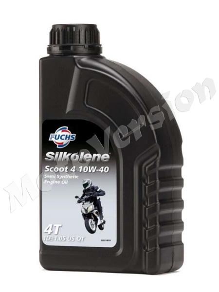 Silkolene SCOOT 4 10W40